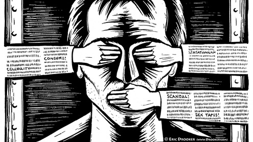 cenzura presei