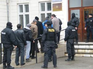 politie parchet