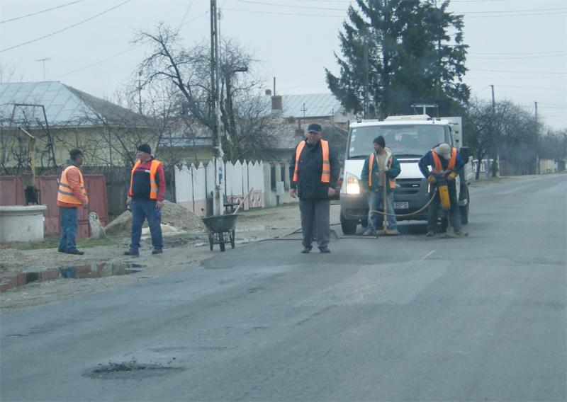 asfaltari ploaie