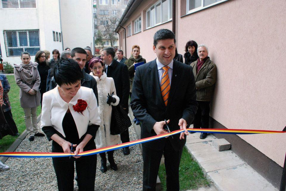 scoala paul banica inaugurare