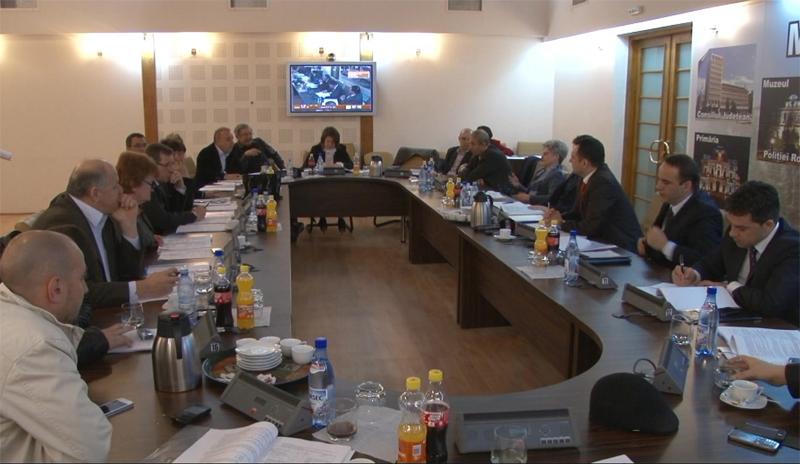 Consiliul Municipal aprilie 2013