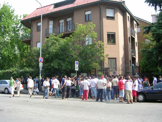 consulat milano