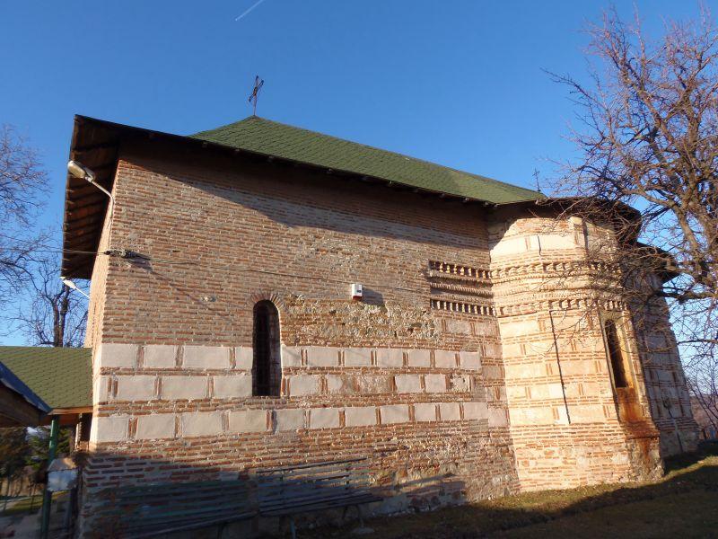 manastirea gorgota
