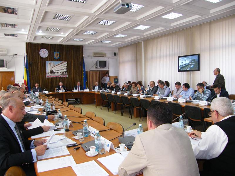 consiliul judetean octombrie 2013