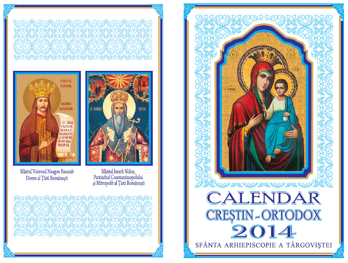 calendar bisericesc