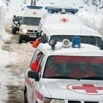 APEL pentru ajutorarea persoanelor izolate de zăpadă