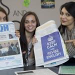 CORESPONDENŢĂ DIN LONDRA: 6 din 45 de studenţi la Relaţii Publice sunt...