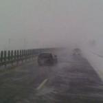 CĂLĂRAŞI: Autostrada Soarelui a fost deschisă circulaţiei, cu restricţ...