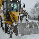 DÂMBOVIŢA: Dificultăţile cauzate de iarnă se anunţă telefonic la Răcar...