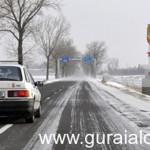 IALOMIȚA: Rovana Plumb, trimisă să supravegheze deszăpezirea