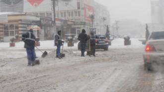 zăpadă targoviste 3