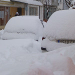 MĂSURĂ: Închisoare de la 1 la 5 zile pentru cei care nu înlătură zăpad...