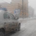 IARNA PUNE STĂPÂNIRE PE ROMÂNIA! Recomandări pentru şoferi