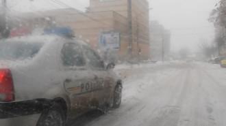 zăpadă targoviste 2