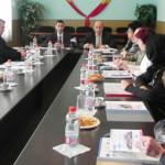 DÂMBOVIŢA: Ambasadorul de Tineret continuă la Moreni