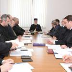 DÂMBOVIŢA: Alegerile parohiale  din Arhiepiscopia Târgoviştei au fost ...