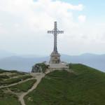 ROMÂNIA PITOREASCĂ: Crucea de pe Caraiman a intrat în Cartea Recorduri...