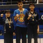 DÂMBOVIŢA: Fraţii Marin, trei medalii de aur la campionatul naţional d...