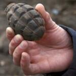 DÂMBOVIŢA: Pirotehniştii l-au scăpat de grenada găsită în gospodărie