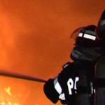 TELEORMAN: Incendiu provocat la un imobil monument istoric