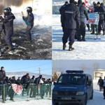 DÂMBOVIŢA: Jandarmii din România se antrenează la Ochiuri