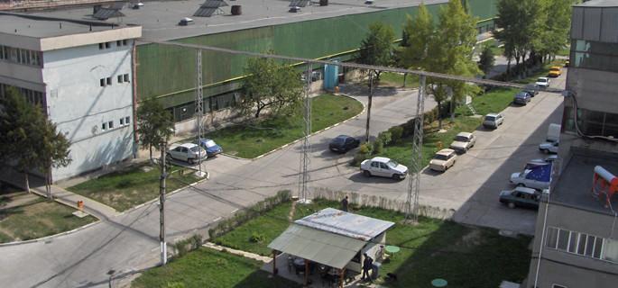 parc industrial moreni