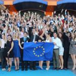 Selecţii regionale pentru Parlamentul European al Tinerilor din Români...
