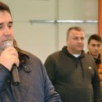 DÂMBOVIŢA: Oraşul Răcari l-a omagiat astăzi pe fotbalistul Nicolae Dum...