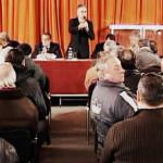 GIURGIU: Şi-a început activitatea Clubul Seniorilor Liberali