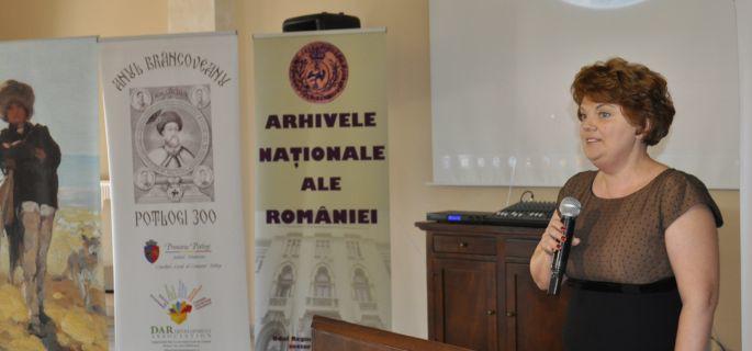 Alexandra Brutaru, preşedinte Asociaţia de Tineret DAR