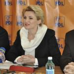"""ANDREEA PAUL: """"Salariaţii şi pensionarii din Dâmboviţa câştigă ma..."""