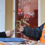 DÂMBOVIŢA: Flori şi urări de bine pentru târgoviştence