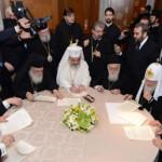 EVENIMENT ISTORIC: Primul Sinod al Bisericii Ortodoxe după 1.100 de an...