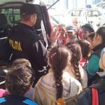 IALOMIŢA: De ziua lor, poliţiştii sărbătoresc în mijlocul oamenilor si...