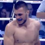 LOCAL KOMBAT: Găeşteanul Cristian Ristea l-a rupt în ring pe ghanezul ...
