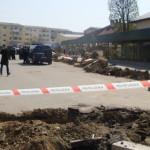 DÂMBOVIŢA: Angrosiştii au fost dislocaţi astăzi din Piaţa 1 Mai din Tâ...