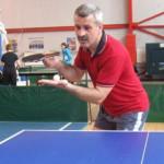 GIURGIU: Jandarmul-tenisman se luptă pentru un nou trofeu naţional