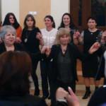 DÂMBOVIŢA: Femeile PDL-iste au chefuit astăzi la localul deputatului I...