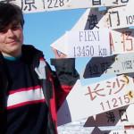 DÂMBOVIŢA: Ileana Bocanciu, 360 de pagini despre expediţia la Polul Su...