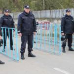 GIURGIU: 55 de jandarmi la meciul Astrei cu Pandurii Tîrgu Jiu