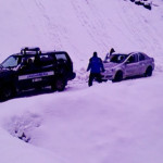 AVERTIZARE: În Bucegi, s-a instalat iarna! Turiştii sunt sfătuiţi să s...