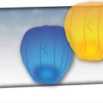 INIŢIATIVĂ: Lampioanele tricolore marchează 96 de ani de la unirea Bas...