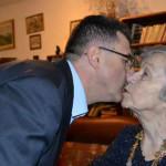 DÂMBOVIŢA: Liberalii au sărbătorit 8 Martie împreună cu cea mai longev...