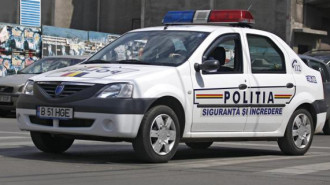 masina politie k