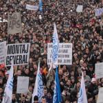 ARGEŞ: 10.000 de persoane protestează miercuri la Mioveni