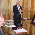 GIURGIU: Întâlnire la nivel înalt pentru dezvoltarea oraşelor dunărene