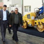 DÂMBOVIŢA: PIDU B a ajuns la asfaltări în Microraionul XI. GALERIE FOT...