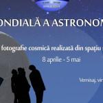 DÂMBOVIŢA: Expoziţie de astrofotografie la Târgovişte