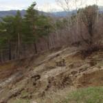 PRAHOVA: 18 localităţi sunt afectate de alunecări de teren. La Proviţa...