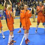 BASCHET (F): Divizia A, Finalele - Meciurile 3 și 4 se joacă cu trofeu...